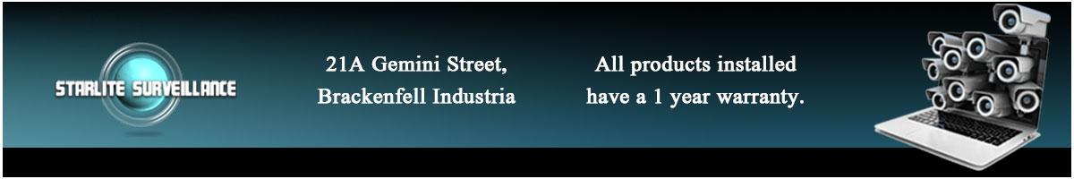Starlite Surveillance Front Page Ad